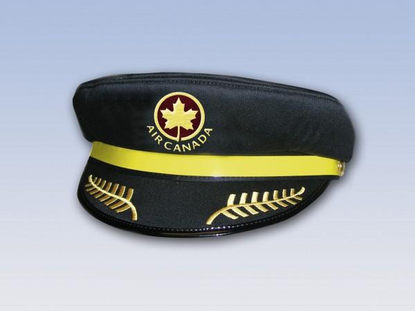 Pilotmütze für Kinder / Pilot HAT for Children - Air Canada