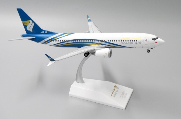 Boeing 737-MAX8 Oman Air A4O-MB Scale 1/200
