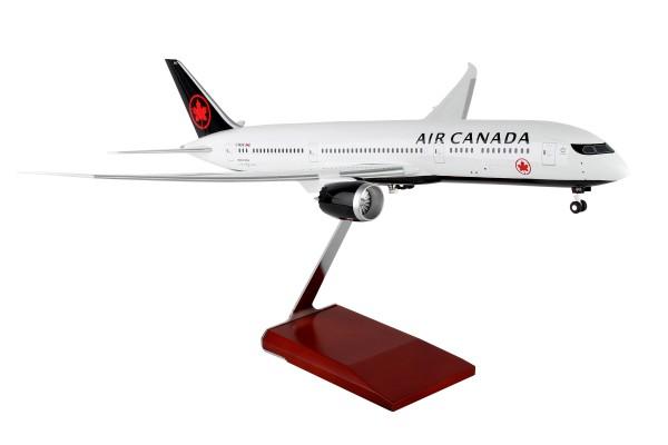 Boeing 787-9 Air Canada Scale 1/100 w/Gear