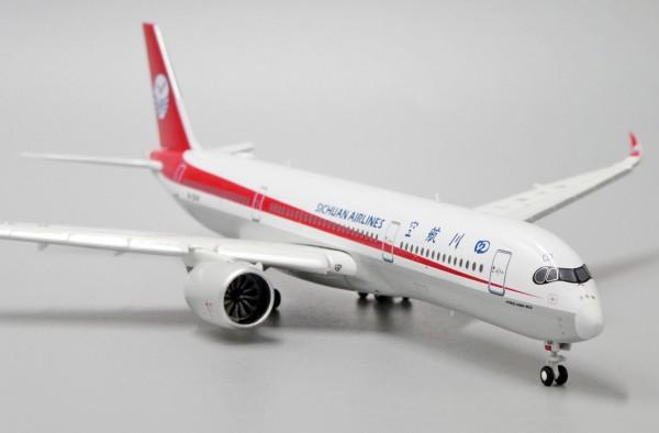 Airbus A350-900XWB Sichuan Airlines Flaps Down Version B-304V Scale 1/400