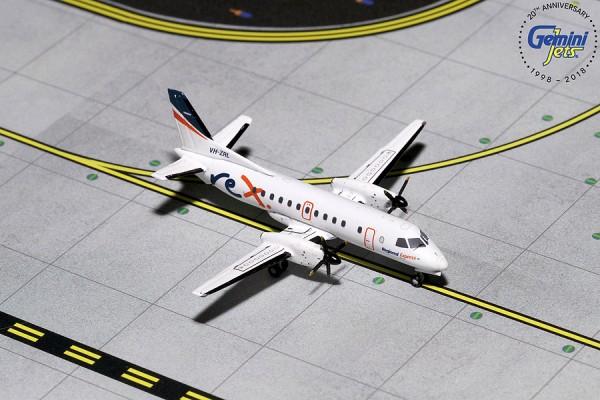 Saab 340B REX Regional Express VH-ZRL Scale 1/400