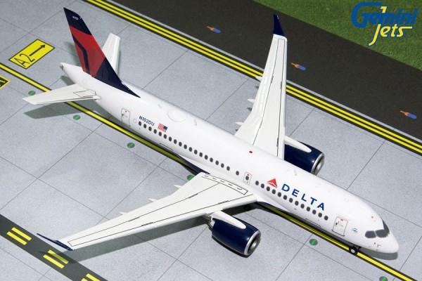 Airbus A220-100 Delta Air Lines N102DU Scale 1/200