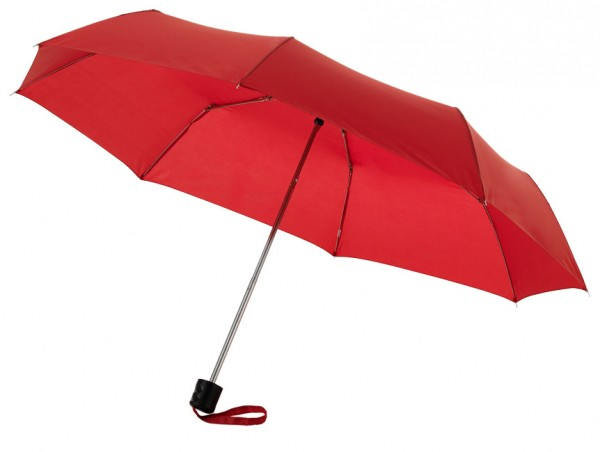 Mini-Taschenschirm rot / Umbrella red