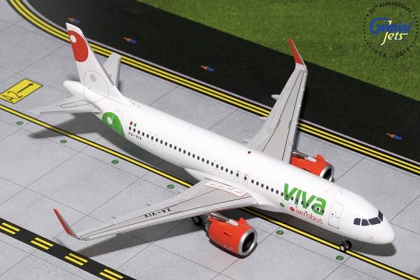 Airbus A320neo VivaAerobus XA-VIV Scale 1/200