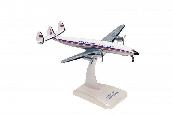 Lockheed Super Constellation L-1049 China Airlines Scale 1:200