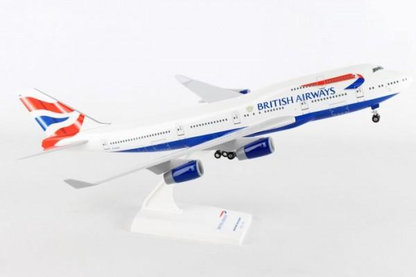 Boeing 747-400 British Airways Scale 1/200 w/gear
