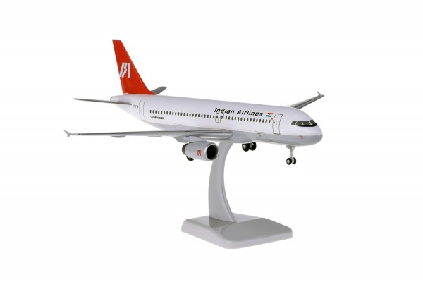 Airbus A320 Indian Airlines Scale 1:200