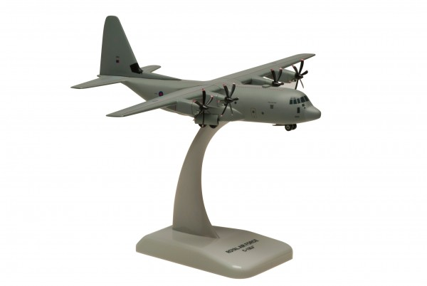 Lockheed C-130J Super Hercules Royal Air Force Scale 1/200
