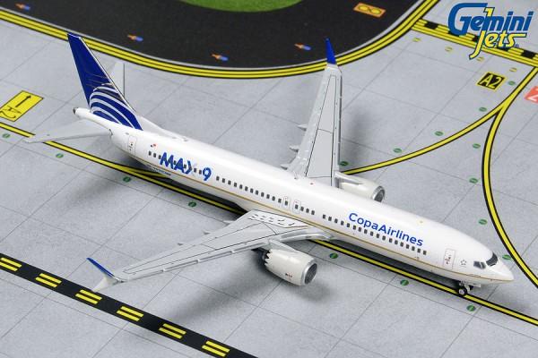 Boeing 737 MAX 9 Copa Scale 1/400