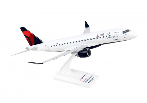 Embraer ERJ-175 Delta Airlines Republic Scale 1/100