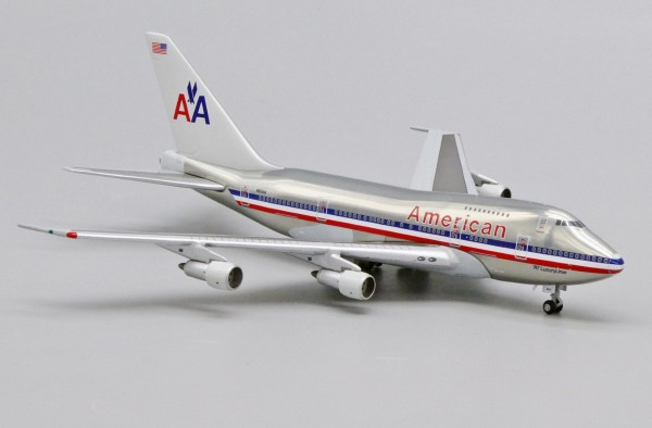 "Boeing 747SP American Airlines ""Polished"" N601AA Scale 1/400"