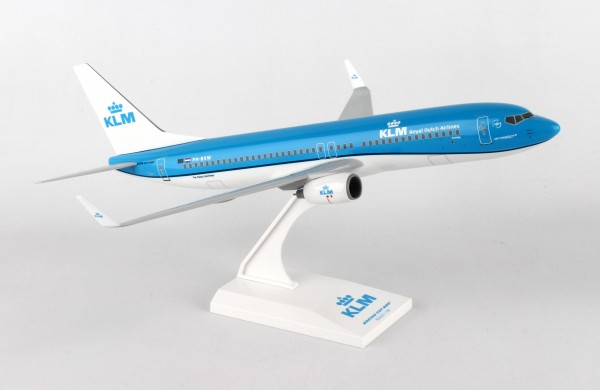 Boeing 737-800 KLM New Livery Scale 1/130