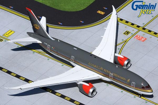 Boeing 787-8 Royal Jordanian Airlines JY-BAC Scale 1/400