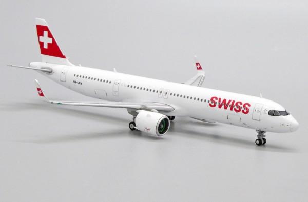 Airbus A321neo SWISS HB-JPA Scale 1/400