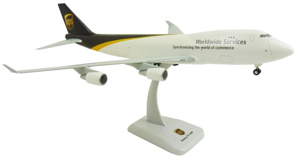 Boeing 747-400F United Parcel Service (UPS) Scale 1:200