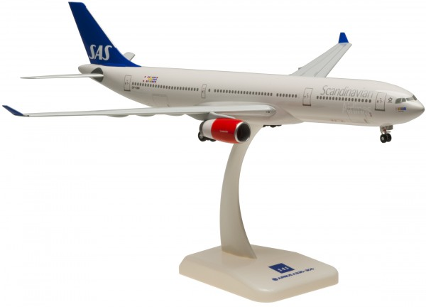 Airbus A330-300 Scandinavian Airlines (SAS) Scale 1:200