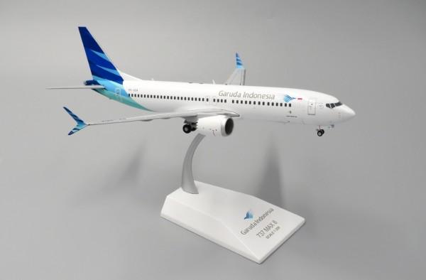Boeing 737-MAX8 Garuda Indonesia PK-GDA Scale 1/200