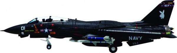 Grumman F-14A Tomcat US Navy BLACK BUNNY Scale 1/200