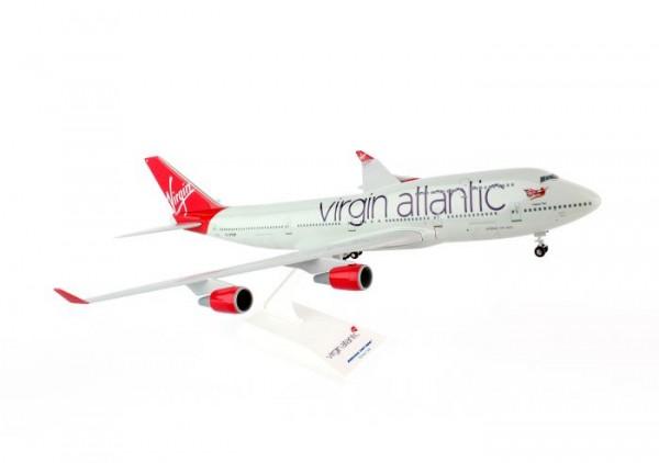 Boeing 747-400 Virgin Atlantic Scale 1/200 w/Gear