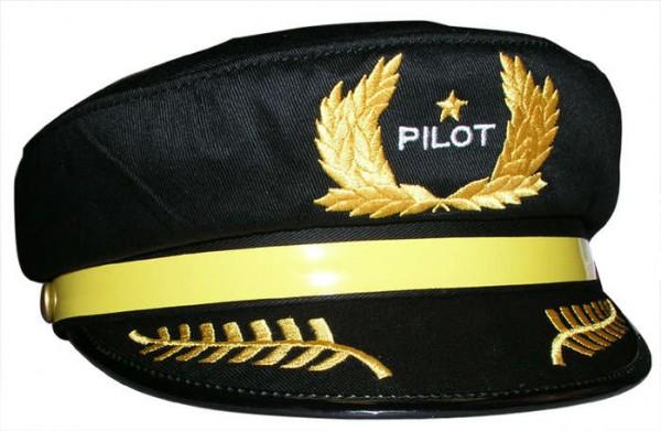 Pilotmütze für Kinder / Pilot HAT for Children
