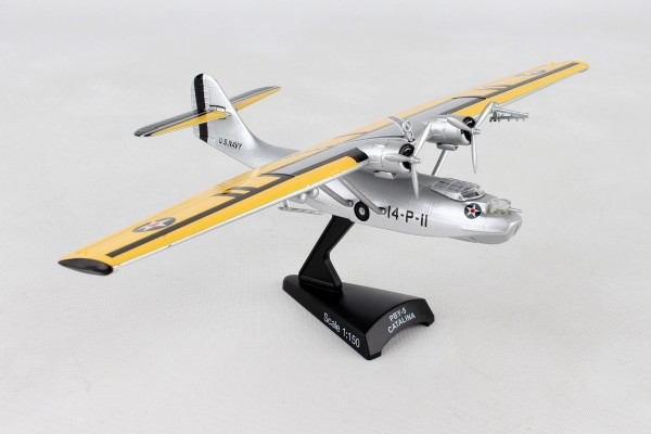 POSTAGE STAMP Consolidated PBY-5A Catalina USN Scale 1/150