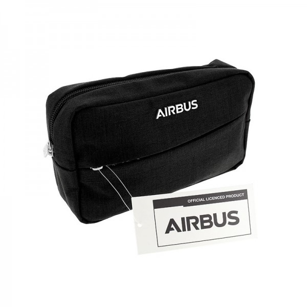 Exklusive Airbus Zubehörtasche