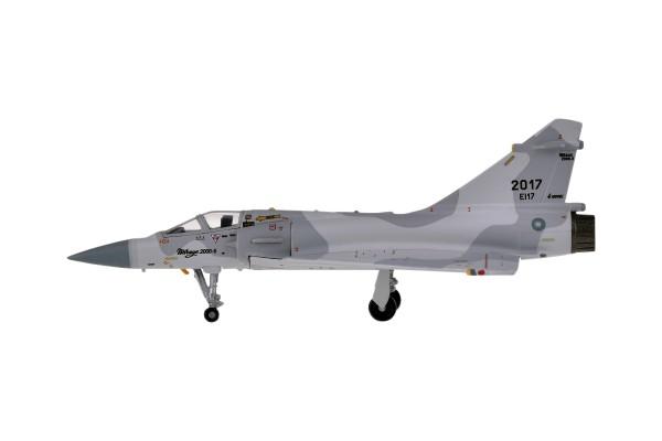 Daussalt Mirage 2000-5 EI ROCAF 2017 Scale 1/200