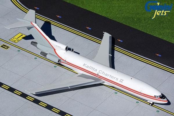 Boeing 727-200F Kalitta Charters II N726CK Scale 1/200