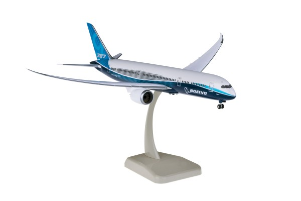 Boeing 787-9 House Color New Livery 2019 Scale 1:200