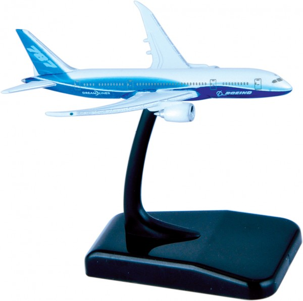 Boeing 787-8 House Color Inflight Configuration Scale 1:1000