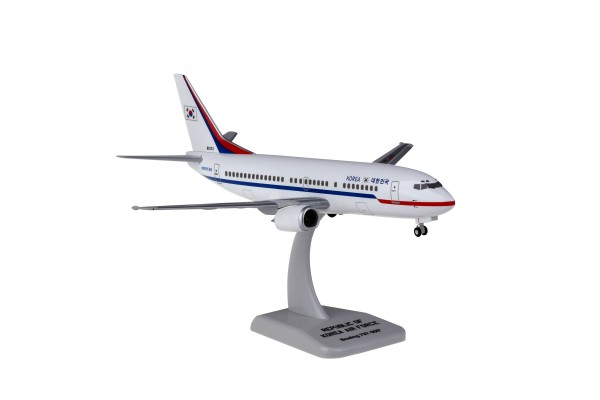 Boeing 737-300 Republic of Korea Air Force ROKAF New Livery 85101 Scale 1:200 +++