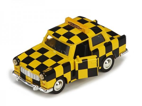 "Pullback car ""Follow Me"" Scale 1:30 (12cm)"