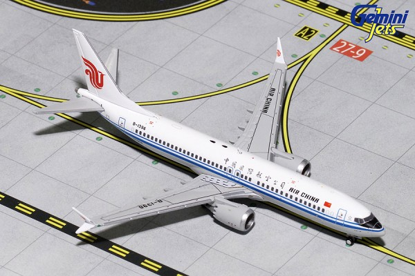 Boeing 737 MAX 8 Air China Scale 1/400