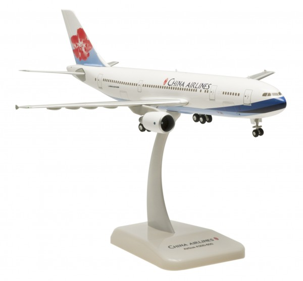 Airbus A300-600R China Airlines B-18503 Scale 1:200