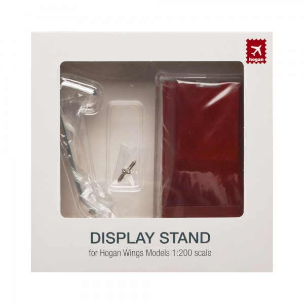 Display Stand: Wooden Stand (Small) for Hogan Wings Models