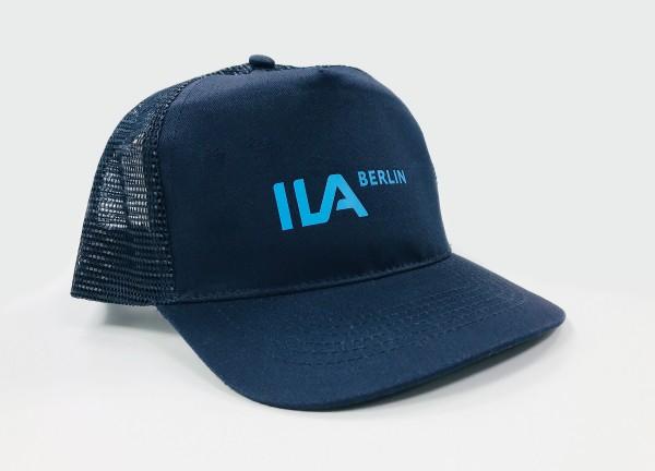 ILA Berlin Airshow Trucker Cap, blue