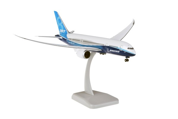Boeing 787-8 House Color New Livery 2019 Scale 1:200