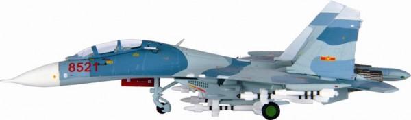 Sukhoi Su-27UB Vietnamese People's Air Force Scale 1/200