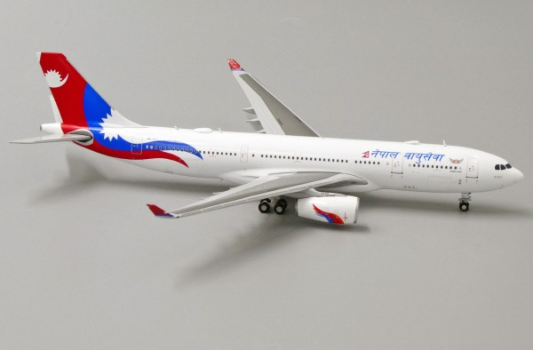 Airbus A330-200 Nepal Airlines 9N-ALY Scale 1/400
