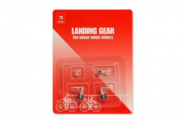 Fahrwerk / Landing gear A319 Series for Hogan Wings Models