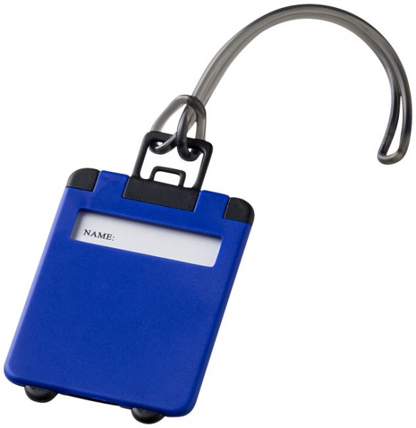 Kofferanhänger dunkelblau / Luggage Tag dark blue
