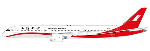 Boeing 787-9 Shanghai Airlines B-1113 Scale 1/200 #