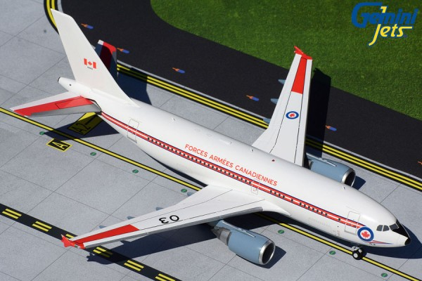 Airbus A310-300 Royal Canadian Air Force 15003 Scale 1/200