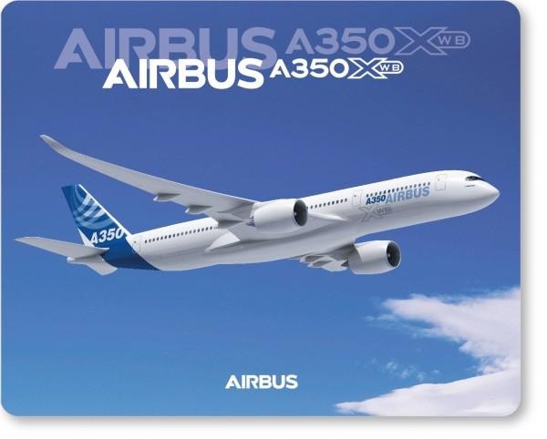 Airbus A350 XWB air to air Mousepad