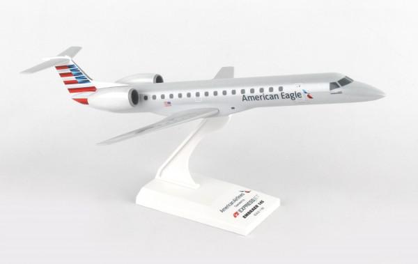 Embraer ERJ-145 American Eagle Expressjet Scale 1/100