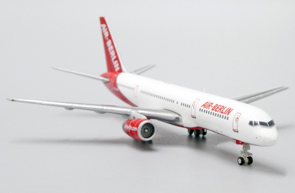 Boeing 757-200 Air Berlin HB-IHR Scale 1/400