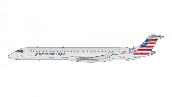 Bombardier CRJ900LR American Eagle/PSA Airlines N584NN Scale 1/400