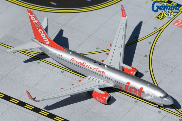 Boeing 737-800 Jet2 Scale 1/400
