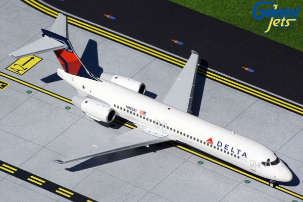 Boeing 717 Delta Airlines Scale 1/200
