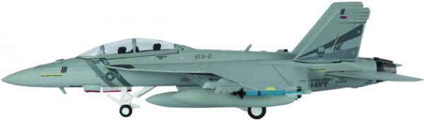 "McDonnell Douglas F/A-18F Hornet US Navy VFA-2 ""Bounty Hunters"", NE 111 Scale 1/200"